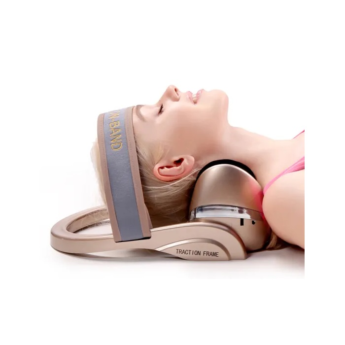 Electric Heating Physical Therapy Neck Massager