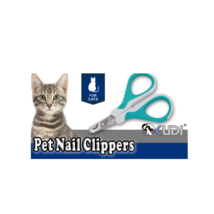 Pet Nail Clipper Pet Grooming Cat Claw Nail Clipper Scissors and Trimmer